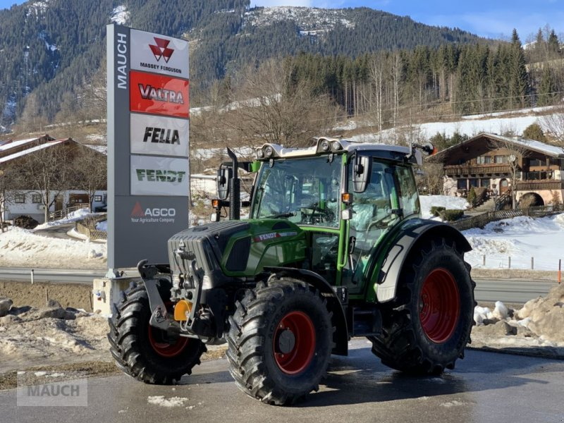 Traktor tipa Fendt 209 S Vario S3 + FH+FZW, Neumaschine u Eben (Slika 1)