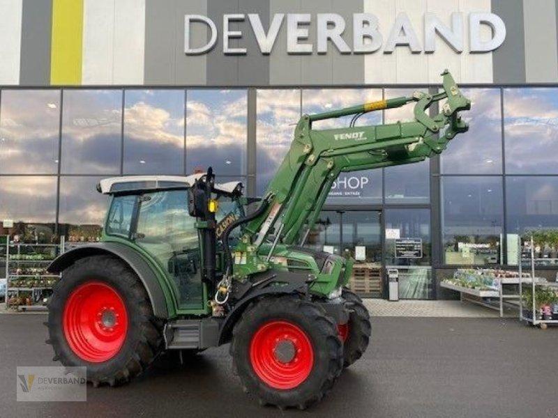 Traktor типа Fendt 209 Vario S, Gebrauchtmaschine в Colmar-Berg (Фотография 1)
