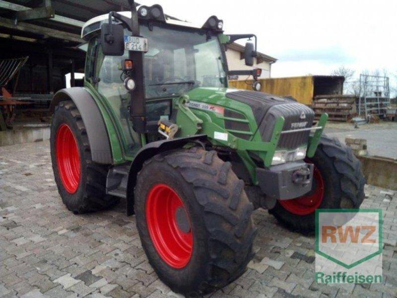 Traktor des Typs Fendt 209 Vario TMS, Gebrauchtmaschine in Alsfeld (Bild 3)