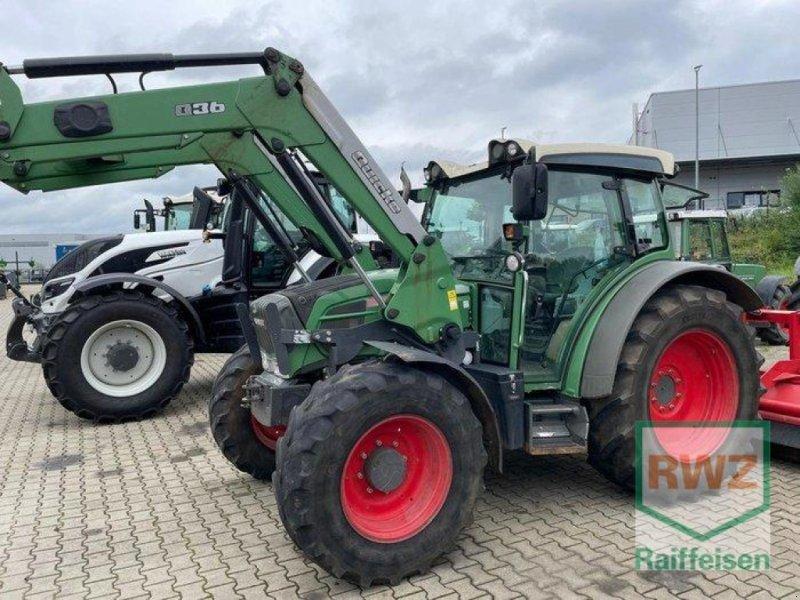 Traktor типа Fendt 209 Vario TMS, Gebrauchtmaschine в Alsfeld (Фотография 1)
