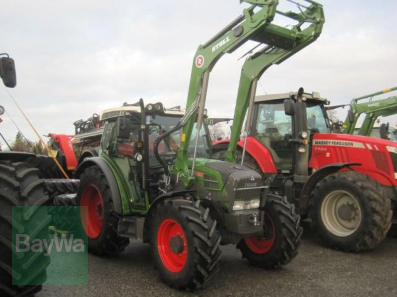 Photo Fendt 209 Vario TMS