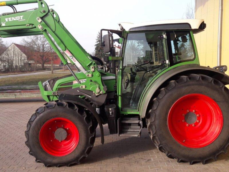 Traktor des Typs Fendt 209 Vario TMS, Gebrauchtmaschine in Bayern - Unterpleichfeld (Bild 1)
