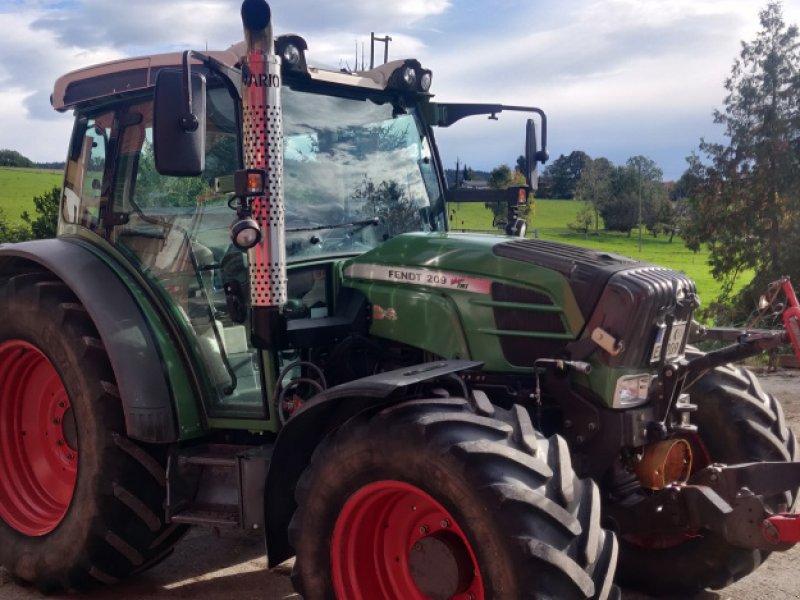 Traktor типа Fendt 209 Vario TMS, Gebrauchtmaschine в Opfenbach (Фотография 1)