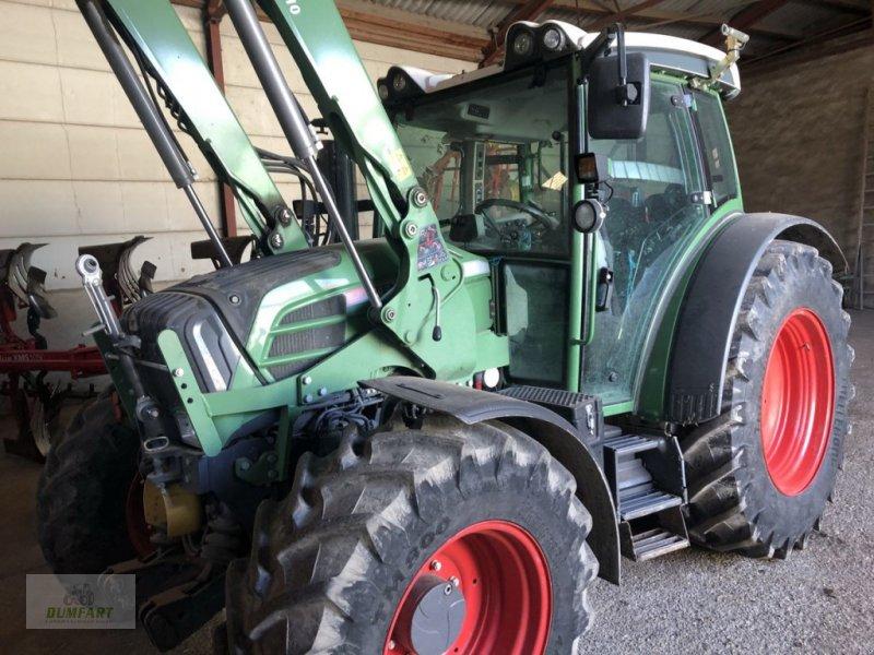 Traktor des Typs Fendt 209 Vario V, Gebrauchtmaschine in Bad Leonfelden (Bild 1)