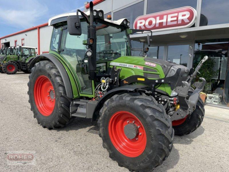 Traktor типа Fendt 209 Vario, Gebrauchtmaschine в Wieselburg Land (Фотография 1)