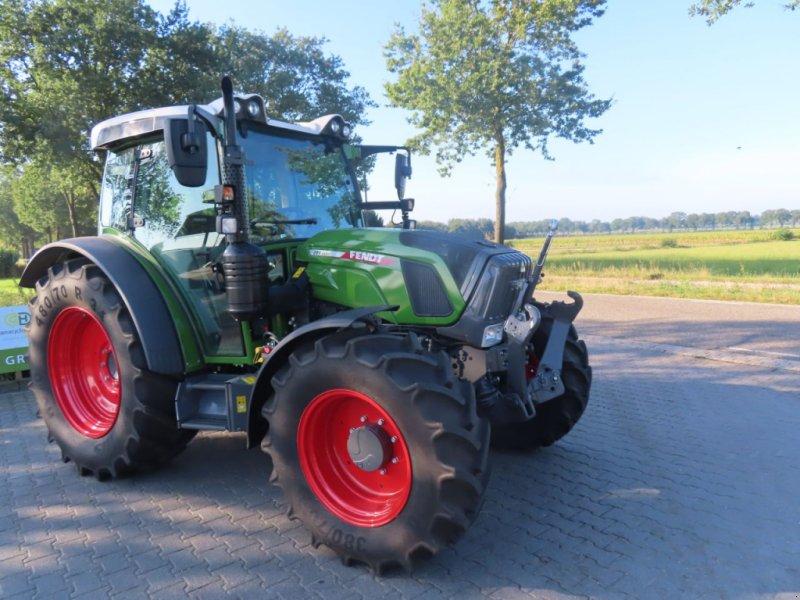 Traktor типа Fendt 209 vario, Gebrauchtmaschine в Hapert (Фотография 1)