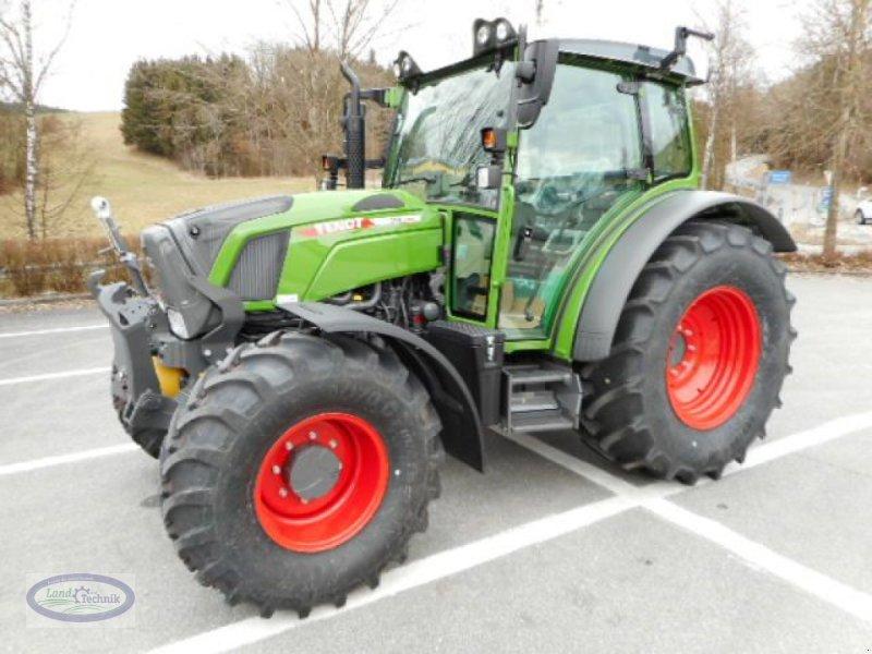 Traktor des Typs Fendt 209 Vario, Vorführmaschine in Münzkirchen (Bild 1)