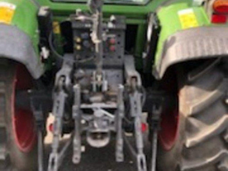 Traktor des Typs Fendt 209 Vario, Gebrauchtmaschine in Bruchsal (Bild 4)