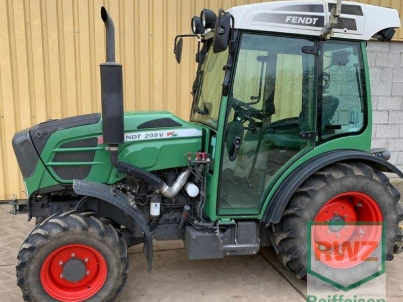 Traktor des Typs Fendt 209V Vario, Gebrauchtmaschine in Saulheim (Bild 1)