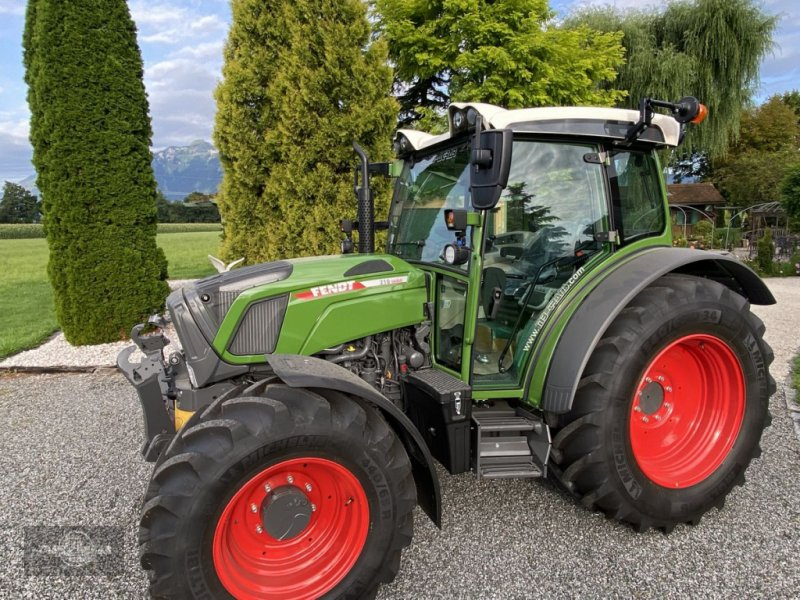 Traktor des Typs Fendt 210 baugleich 211 Vario TMS LED, Gebrauchtmaschine in Rankweil (Bild 1)