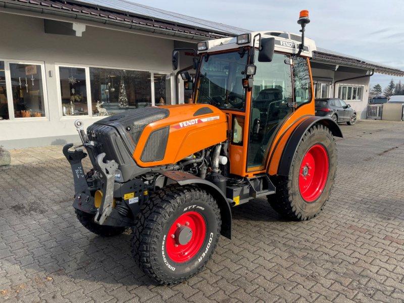 Traktor des Typs Fendt 210 P Vario Kommunal Schlepper, Neumaschine in Neureichenau (Bild 1)