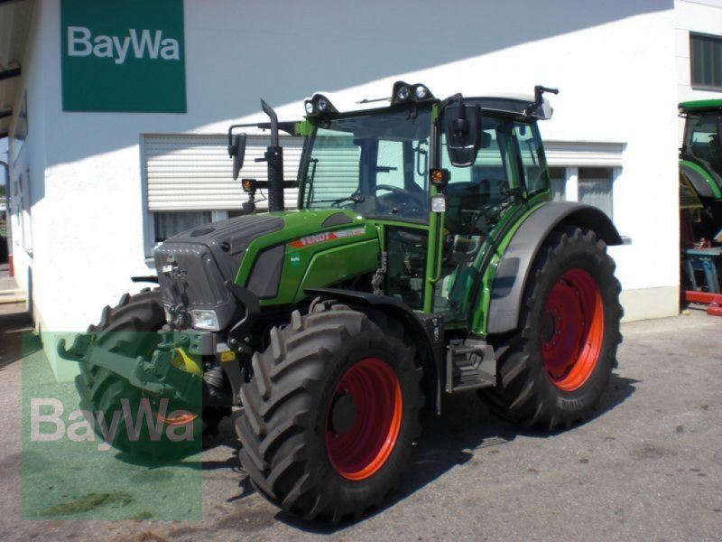Traktor des Typs Fendt 210 S VARIO S3  #188, Gebrauchtmaschine in Schönau b.Tuntenhaus (Bild 1)