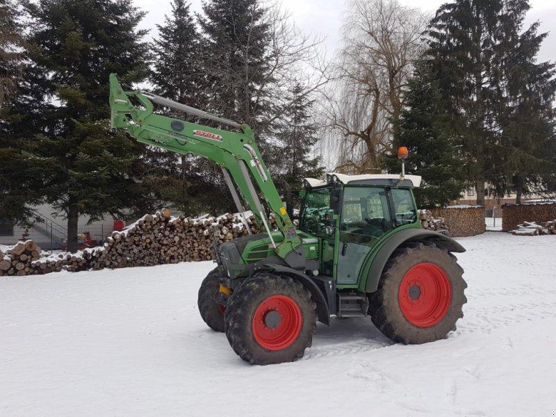 Traktor des Typs Fendt 210 Vario TMS, Gebrauchtmaschine in Donaueschingen (Bild 1)