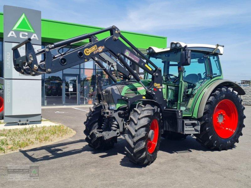 Traktor des Typs Fendt 210 Vario, Gebrauchtmaschine in Gerasdorf (Bild 1)