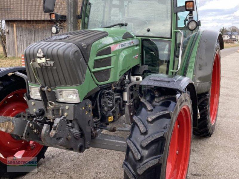Traktor des Typs Fendt 210 Vario, Gebrauchtmaschine in Pettenbach (Bild 1)