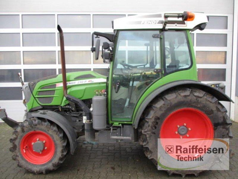 Traktor des Typs Fendt 210P Vario, Gebrauchtmaschine in Holle (Bild 1)