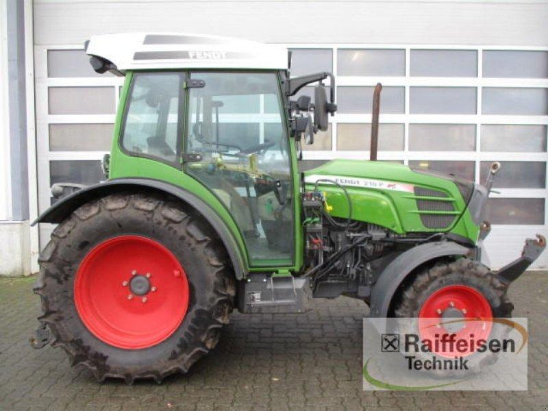 Traktor des Typs Fendt 210P Vario, Gebrauchtmaschine in Holle (Bild 2)