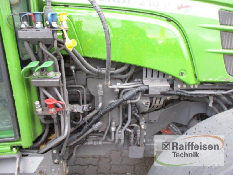 Traktor des Typs Fendt 210P Vario, Gebrauchtmaschine in Holle (Bild 8)