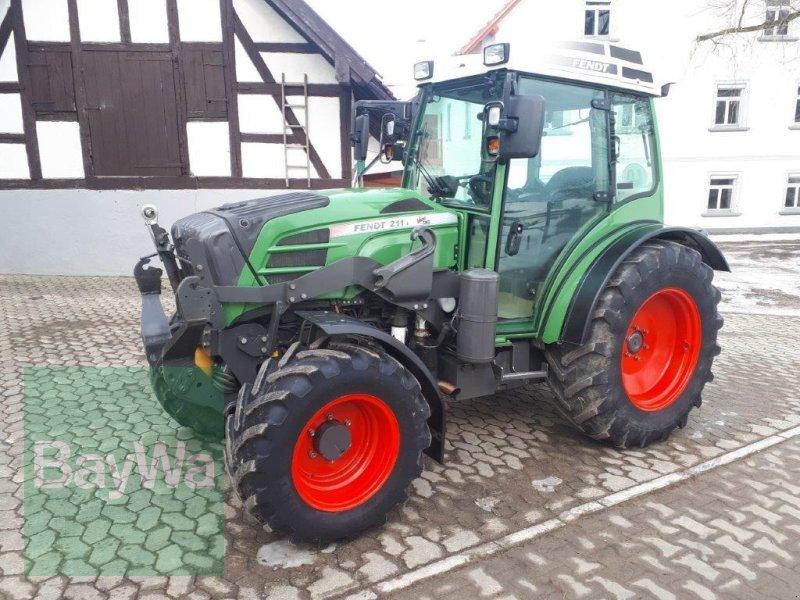 Traktor des Typs Fendt 211 P Profi, Gebrauchtmaschine in Ravensburg (Bild 1)