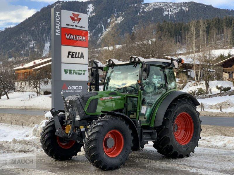 Traktor tip Fendt 211 S Vario S3 + FH+FZW, Neumaschine in Eben (Poză 1)