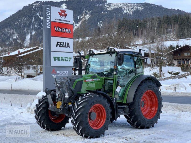 Traktor des Typs Fendt 211 S Vario S3 + FH+FZW, Neumaschine in Eben (Bild 1)