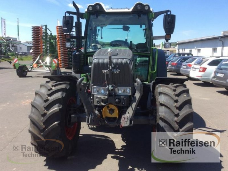 Traktor des Typs Fendt 211 S Vario S3, Neumaschine in Bad Hersfeld (Bild 5)