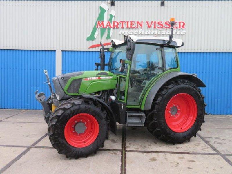 Traktor типа Fendt 211 S, Gebrauchtmaschine в Joure (Фотография 1)