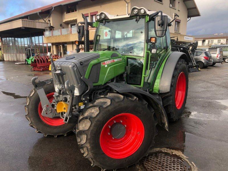 Traktor типа Fendt 211 Vario S3, Ausstellungsmaschine в Lanzenhäusern (Фотография 1)