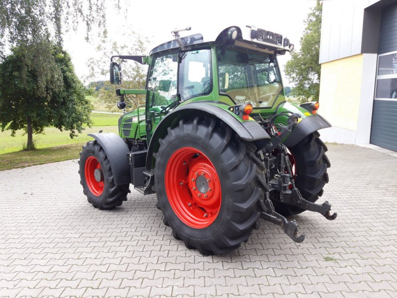 Traktor des Typs Fendt 211 Vario TMS Nature Green, Gebrauchtmaschine in Tirschenreuth (Bild 3)