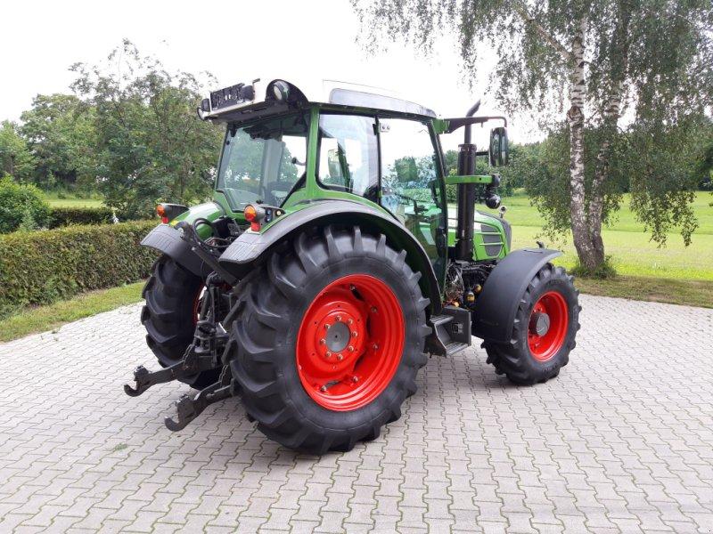 Traktor des Typs Fendt 211 Vario TMS Nature Green, Gebrauchtmaschine in Tirschenreuth (Bild 5)
