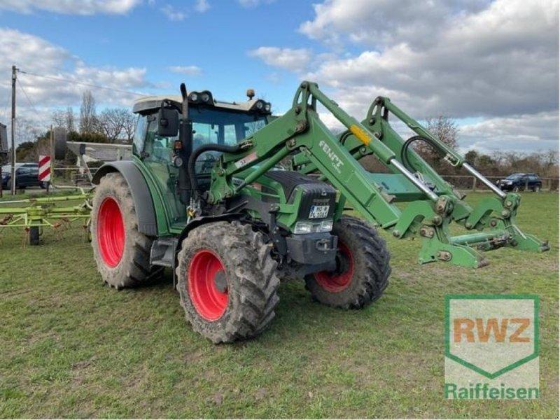 Traktor des Typs Fendt 211 Vario TMS, Gebrauchtmaschine in Geldern (Bild 1)