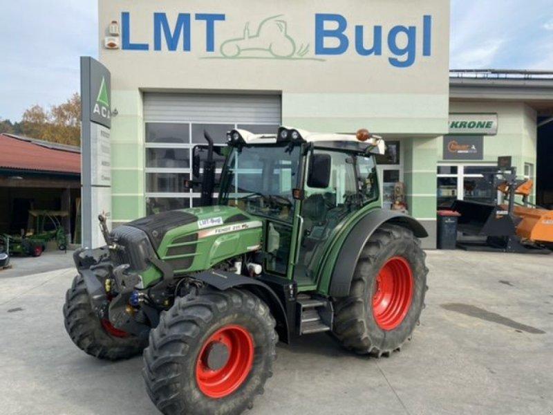 Traktor типа Fendt 211 Vario TMS, Gebrauchtmaschine в Hürm (Фотография 1)