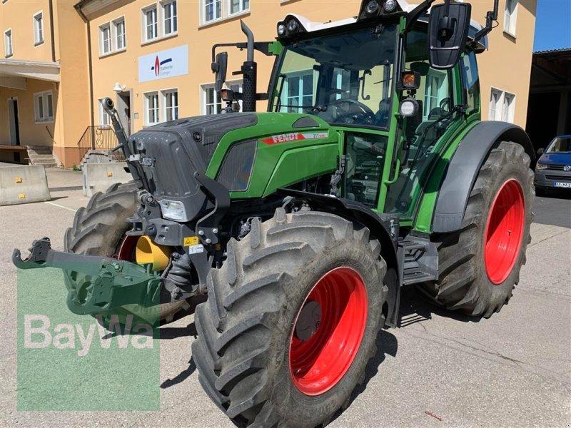 Traktor des Typs Fendt 211 Vario TMS, Gebrauchtmaschine in Ellwangen (Bild 1)
