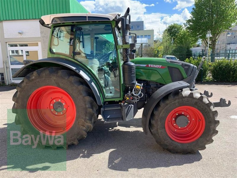 Traktor des Typs Fendt 211 Vario TMS, Gebrauchtmaschine in Ellwangen (Bild 2)