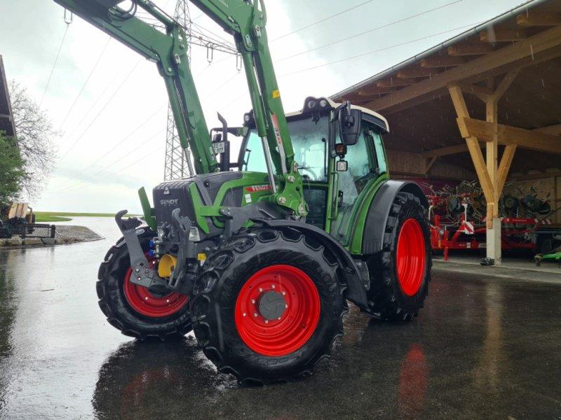 Traktor tipa Fendt 211 Vario TMS, Gebrauchtmaschine u Prutting (Slika 1)