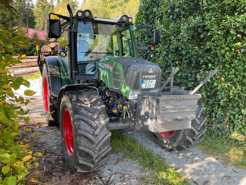 Traktor tipa Fendt 211 Vario TMS, Gebrauchtmaschine u Langdorf (Slika 1)