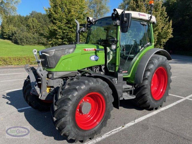 Traktor des Typs Fendt 211 Vario, Vorführmaschine in Münzkirchen (Bild 1)