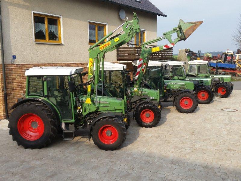 Traktor des Typs Fendt 211 Vario, Gebrauchtmaschine in Reuth (Bild 1)