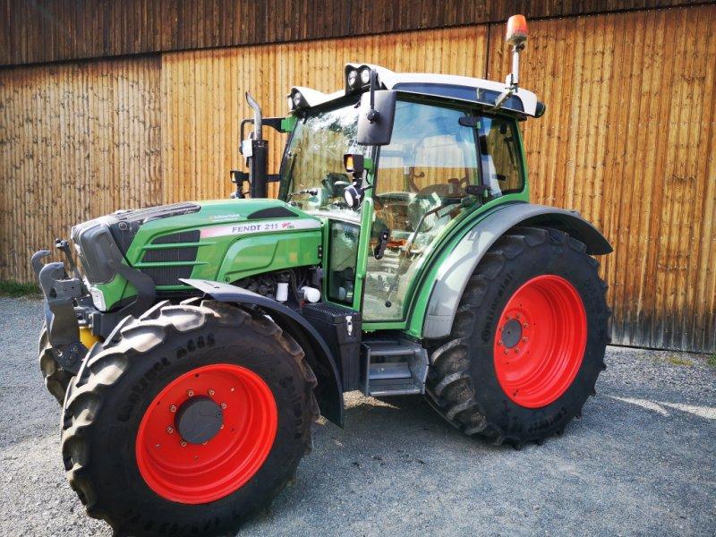 Traktor tipa Fendt 211 Vario, Gebrauchtmaschine u Schwarzenau (Slika 1)