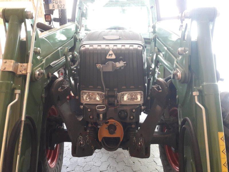 Traktor типа Fendt 211 Vario, Gebrauchtmaschine в Langenzenn (Фотография 1)