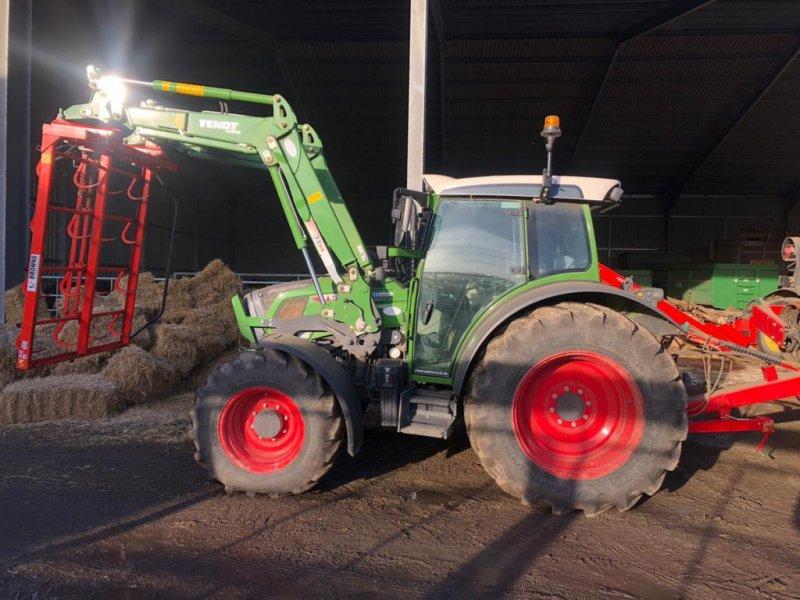 Traktor des Typs Fendt 211 Varion V, Vorführmaschine in Traberg (Bild 1)