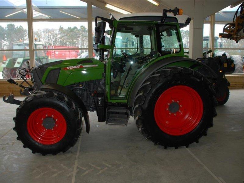 Traktor des Typs Fendt 211, Gebrauchtmaschine in Grindsted (Bild 1)
