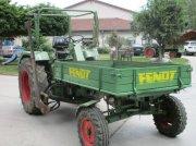 Fendt 250 GTS mit Pritsche, Messerbalken, usw Traktor