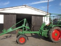 Fendt 250GTS Traktor