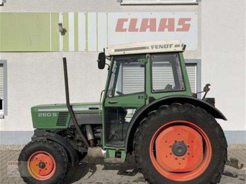 Traktor des Typs Fendt 260 S, Gebrauchtmaschine in Aurach (Bild 1)