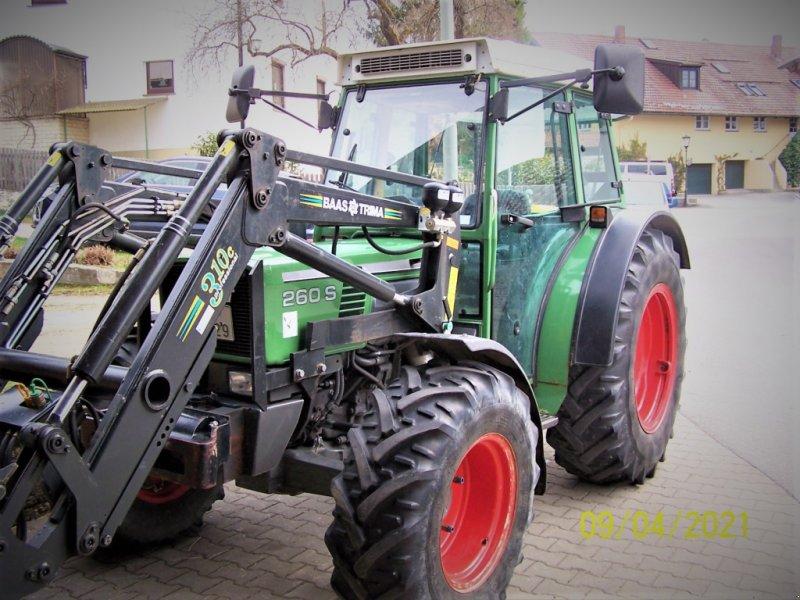 Fendt 260 SA