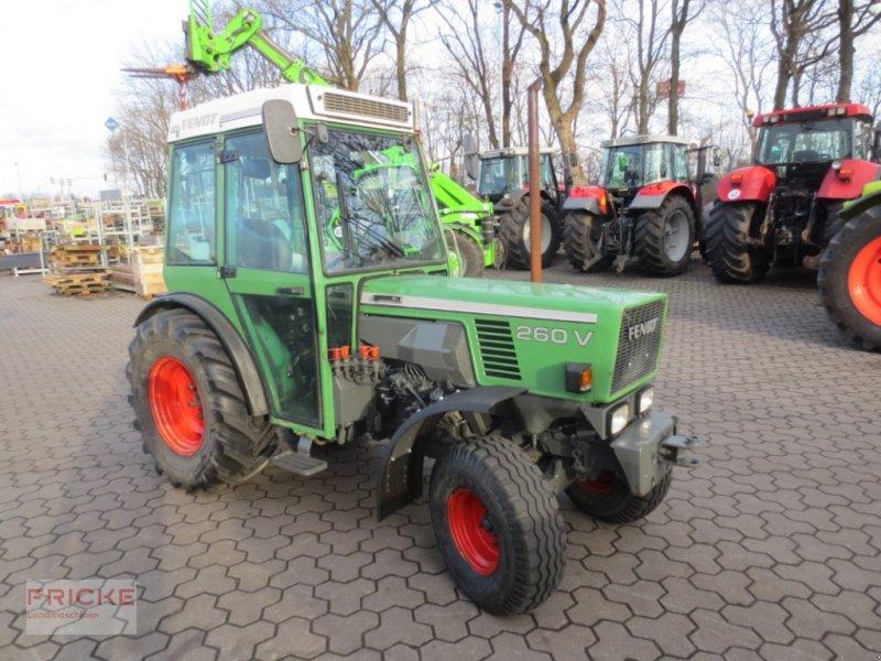 Traktor типа Fendt 260V, Gebrauchtmaschine в Bockel - Gyhum (Фотография 1)