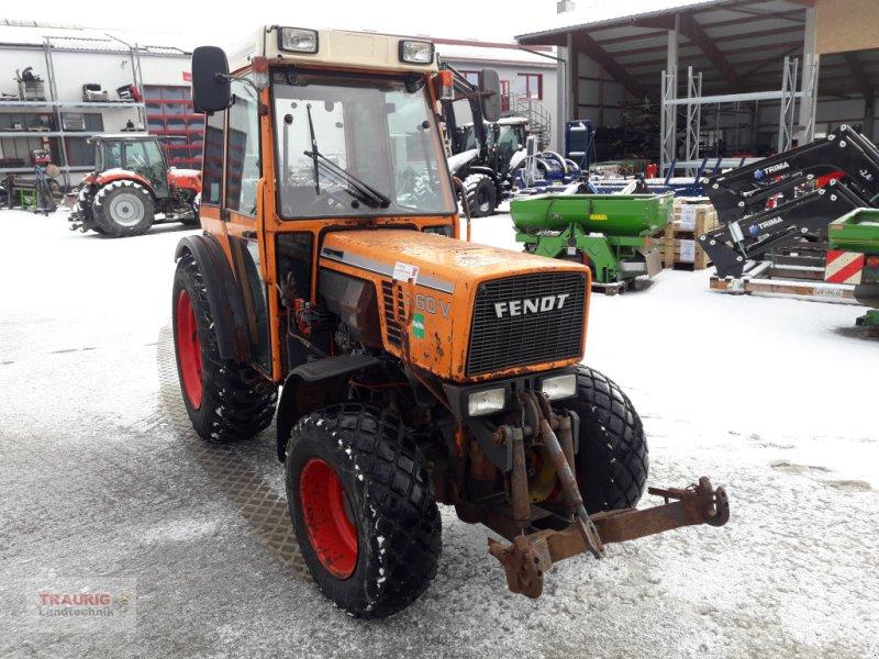 Traktor des Typs Fendt 260VA, Gebrauchtmaschine in Mainburg/Wambach (Bild 1)