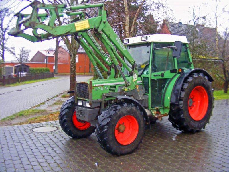 Traktor tipa Fendt 275+ Frontlader+40 KmH, Gebrauchtmaschine u Kutenholz (Slika 1)
