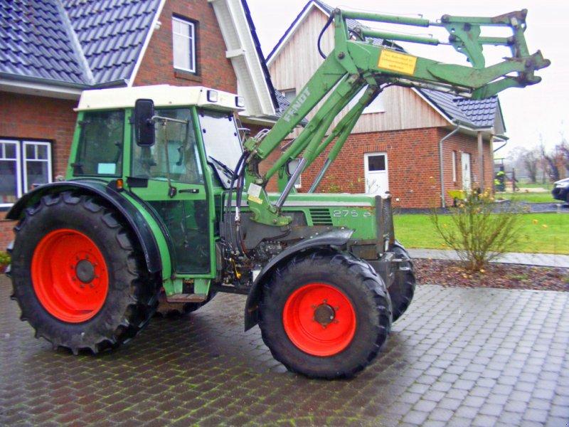 Traktor des Typs Fendt 275+ Frontlader, Gebrauchtmaschine in Kutenholz (Bild 1)